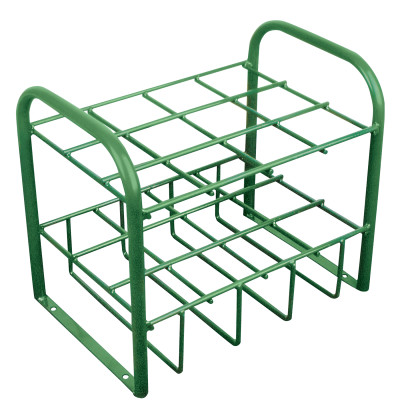 12-Cylinder Medical Stands, 400 lb Cap.
