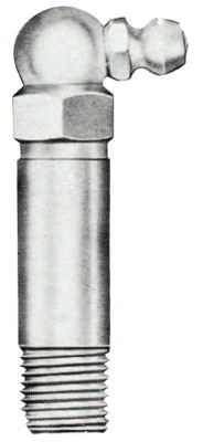 Hydraulic Fittings, Elbow - 90, 1 13/16 in, Male/Male, 1/8 in (PTF)