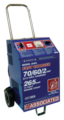 Heavy Duty Fast Chargers, 70 A; 60 A; 2 A, Boost 540 A