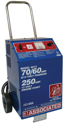 Professional Fast Chargers, 70 A; 60 A, Boost 500 A