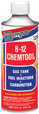 B-12 CHEMTOOL Carburetor/Choke Cleaners, 15 oz Can