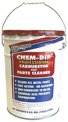 Chem-Dip Professional Parts Cleaner, 5 gal Pail