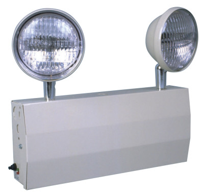TWO 12W LAMPS/SURFACE MOUNTING 6 VOLT SEAL