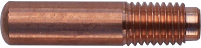 MIG Contact Tip, 0.035 in, Standard Duty, Use w/M15; M25/25M; M40/40AL