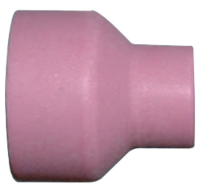 Alumina Nozzle TIG Cups, 5/16 in, Size 6, For Torch 17; 18; 26
