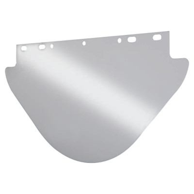 """Replacement Visor, PETG, Clear, Unbound, 9 3/4"""" X 19"""""""