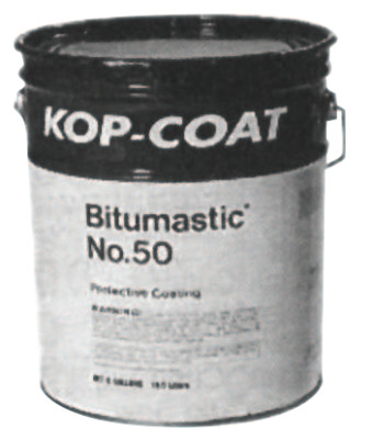 Bitumastic No. 50 Coating