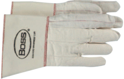 2-Ply Chore Glove with Rubberized Safety Cuff, X-Large