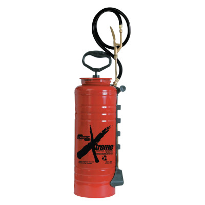 Acetone Concrete Sprayer, 3 1/2 gal, 24 in Extension, 36 in Hose