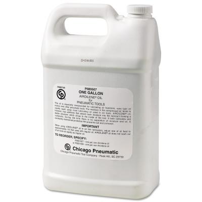 Airoilene Oil Air Tool Lubricants, 1 gal Can