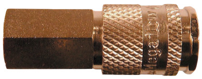 Megaflow Automatic High Flow Series Couplers 1/4 in (NPT) F