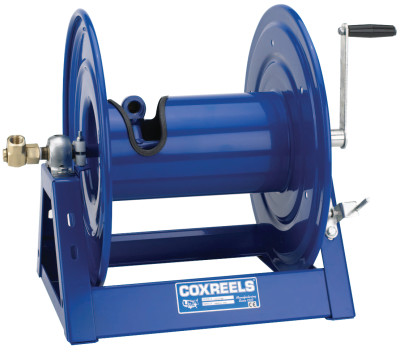Hand Crank Hose Reels, 1/2 in x 200 ft