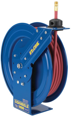 EZ-Coil Performance Safety Reels, 3/8 in x 50 ft