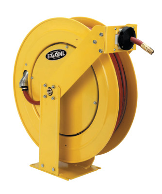 EZ-Coil Large Capacity Safety Reels, 1/2 in
