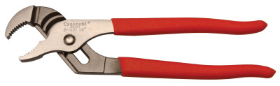 Curved Jaw Tongue and Groove Pliers, 10 in, Curved