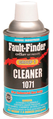 FAULT FINDER CLEANER GROUP 1