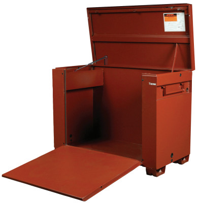 High-Capacity Drop Front Chests, 60 in X 31 in X 45 in