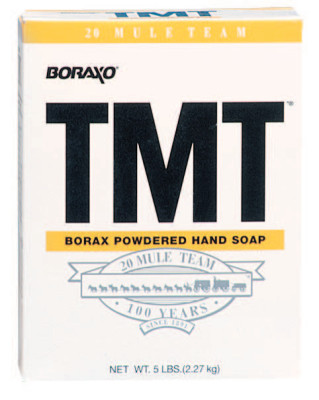 TMT Powdered Hand Soaps, Box