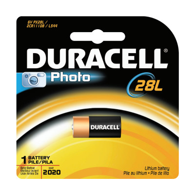 Duracell Batteries, Non-Rechargeable Dry Cell Lithium, 6 V