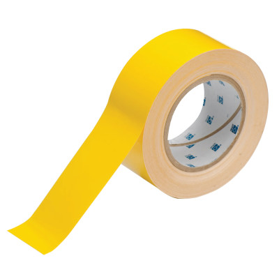 ToughStripe Floor Marking Tape, 2 in x 100 ft, Yellow