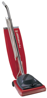 Sanitaire Commercial Uprights w/1 Bag and Furniture Guard