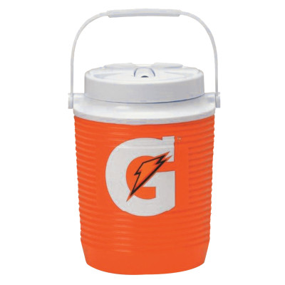 Water Coolers, 1 gal, Orange