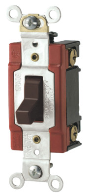 SW TOGGLE SP 20A 120/277V AUTOGRD B&S BR