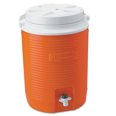 2-Gallon Victory Jugs, 2 gal, Orange