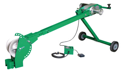 CABLE PULLER ASSEMBLY 4000 LB