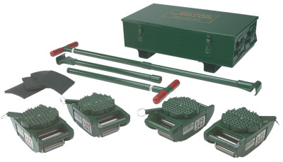 300-K60FD 60TON DELUXE RIGGERS KIT CONSISTS OF