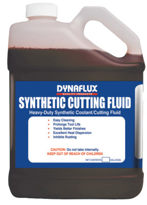 All Metal Synthetic Cutting Fluids, 1 gal, Pour Bottle