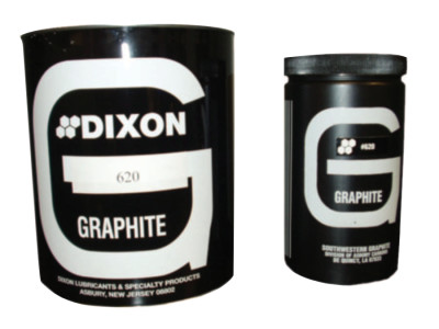 Powdered Amorphous Graphite, 1 lb Can