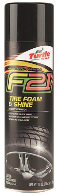T-49 F21T Tire Foam and Shine Cleaner