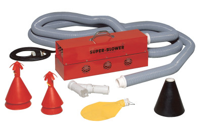 SUPER BLOWER FISHING SYSTEM