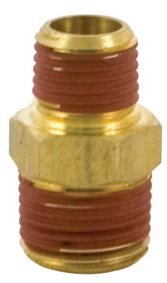 Miscellaneous Fittings, 3/8 in (NPT) M; 1/4 in (NPT) M
