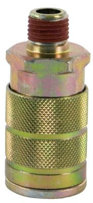 Automotive Series Couplers, 1/4 in (NPT) M