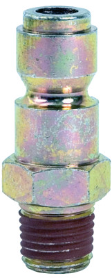 Automotive Series Plugs, 1/4 in (NPT) M