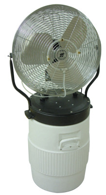 Power Misters, 18 in, 18 ft Cord, w/ Pump