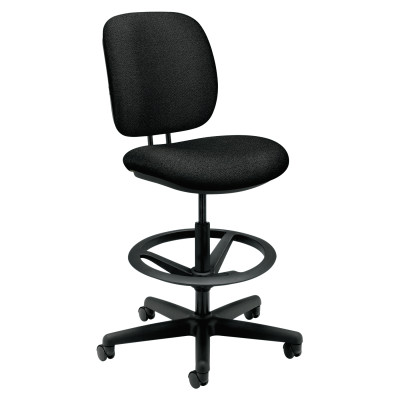 STOOL-TASK-SWIVEL-BK