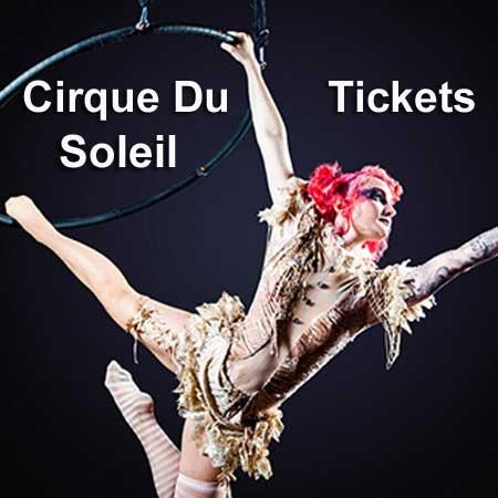 Cheap Cirque du Soleil Tickets at CheapTickets.com