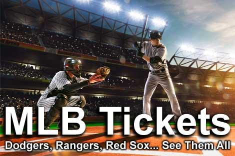 Cheap MLB Tickets at CheapTickets.com
