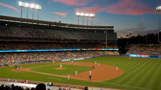 Get cheap Los Angeles Dodgers tickets at CheapTickets.com