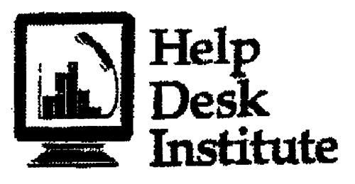 HELP DESK INSTITUTE European Union Trademark Information