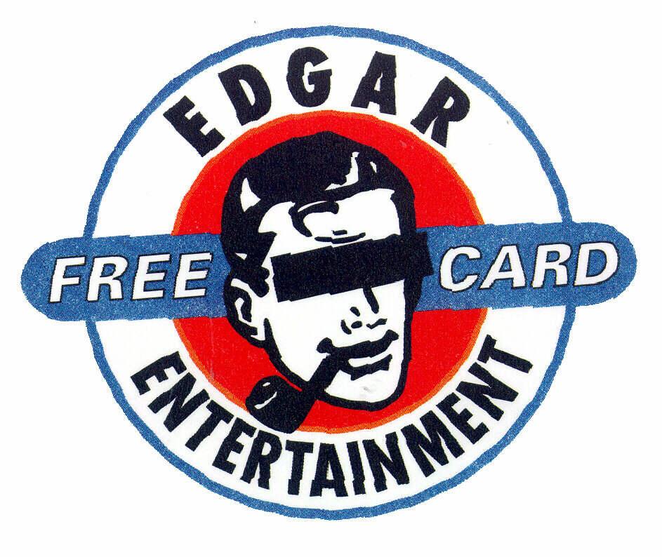 edgar free card entertainment reviews brand information uam