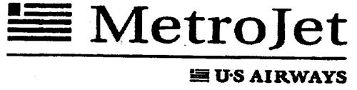 MetroJet U·S AIRWAYS