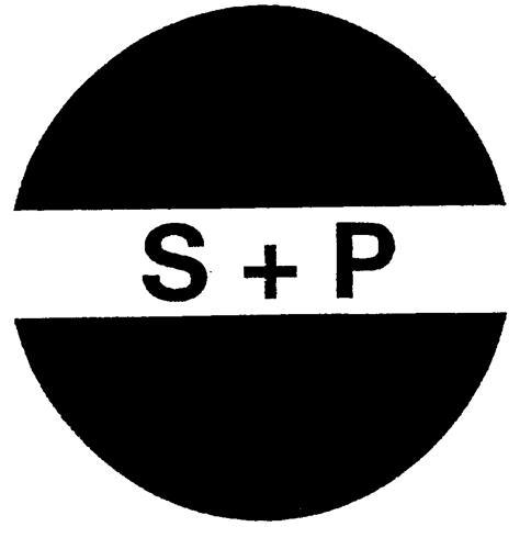 S + P