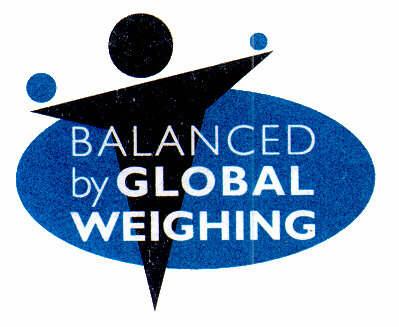 BALANCED by GLOBAL WEIGHING