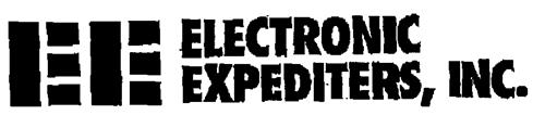 EE ELECTRONIC EXPEDITERS, INC.