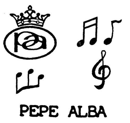 pa PEPE ALBA