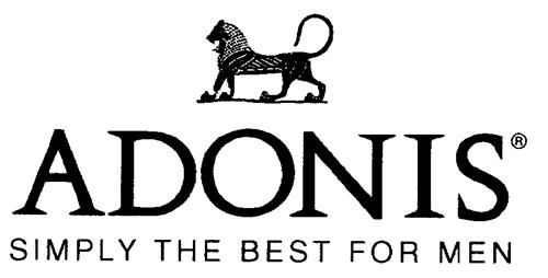 ADONIS SIMPLY THE BEST FOR MEN